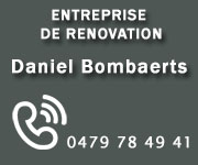 BOMBAERTS Entrepreneur Travaux Renovation Amenagement Bruxelles
